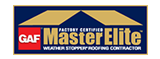 GAF Master Elite Builder